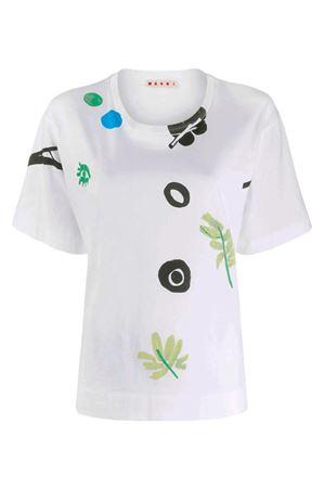Fantasy t-shirt MARNI | 8 | THJEL32EP9SCQ53FAV44