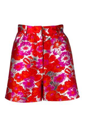 Floral damask shorts MSGM | 30 | 2841MDB0520712418