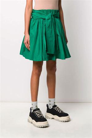 Mini skirt with knot MSGM | 15 | 2841MDD2420716536
