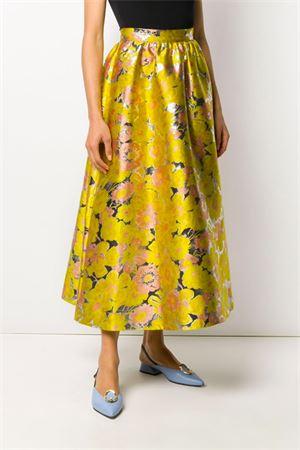 Damask wheel skirt MSGM | 15 | 2841MDD7020712406