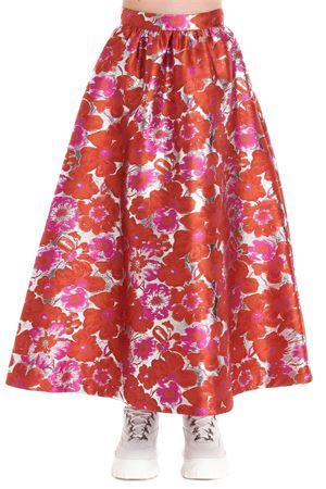 Damask wheel skirt MSGM | 15 | 2841MDD7020712418