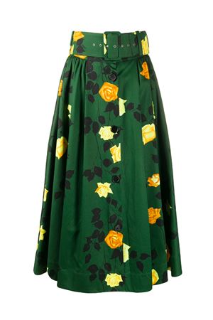 Rose print skirt MSGM | 15 | 2841MDD7220717237