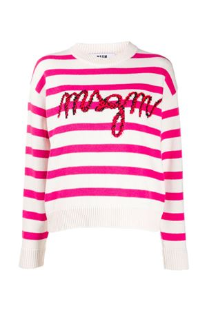 Striped sweater MSGM | 7 | 2841MDM13920729514