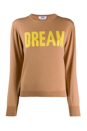 Dream shirt MSGM | 7 | 2841MDM16720725423