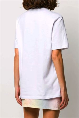 T-shirt with logo MSGM | 8 | 2841MDM18020729801