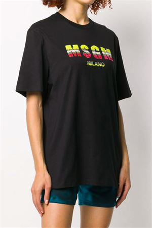 T-shirt with logo MSGM | 8 | 2841MDM21820729899