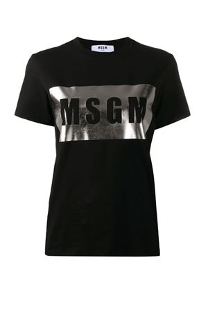 T-shirt with logo MSGM | 8 | 2841MDM9520729899A