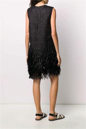 Dress with fringes MSGM   11   2842MDA246X20746499