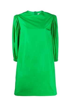 Dress with puffed sleeves MSGM | 11 | 2842MDA264S20716535