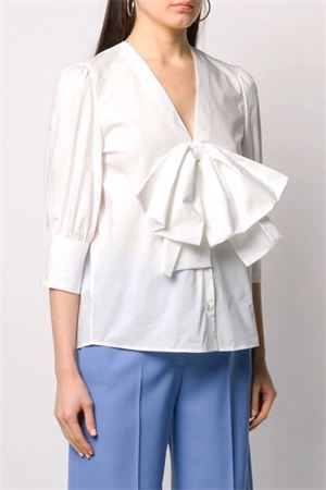 Shirt with knot MSGM | 6 | 2842MDE11520730402