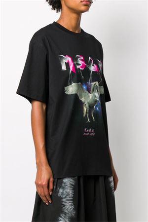 T-shirt stampa unicorno MSGM | 8 | 2842MDM28920749899