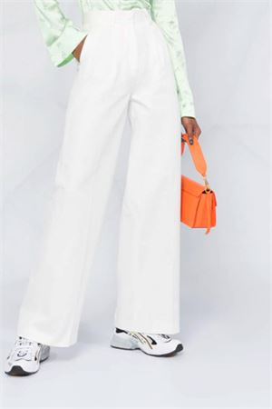 Wide leg trousers MSGM | 9 | 2842MDP11020731102