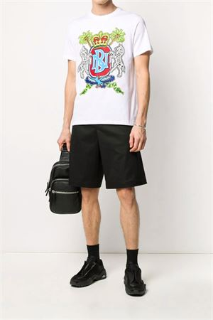 T-shirt con stampa NEIL BARRETT | 8 | BJT768BN587S2357