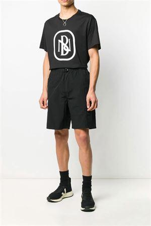 T-shirt con logo NB stampato NEIL BARRETT | 8 | PBJT695SN530S524