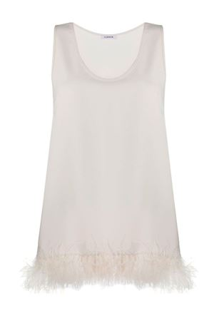 Top with feathers P.A.R.O.S.H. | 40 | D311250PPANTERS002