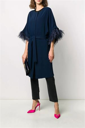 Coat with feathers P.A.R.O.S.H. | 17 | D430268PPANTERS012