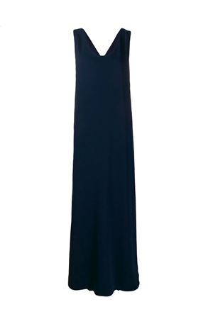 Long dress with neckline P.A.R.O.S.H.   11   D723202PANTERS012