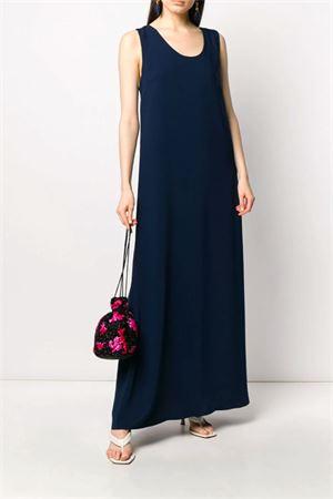Long dress with neckline P.A.R.O.S.H. | 11 | D723202PANTERS012