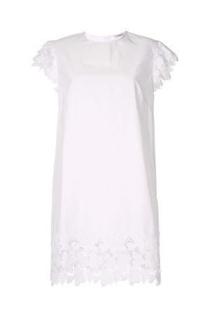 Dress with lace P.A.R.O.S.H. | 11 | D723264COFLEUR001