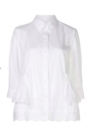 Shirt with lace SIMONE ROCHA | 6 | 3563T0109