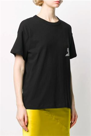 T-shirt with logo T by ALEXANDER WANG | 8 | 4CC1201091001