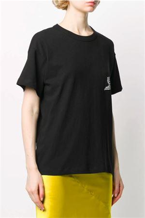 T-shirt con logo T by ALEXANDER WANG | 8 | 4CC1201091001