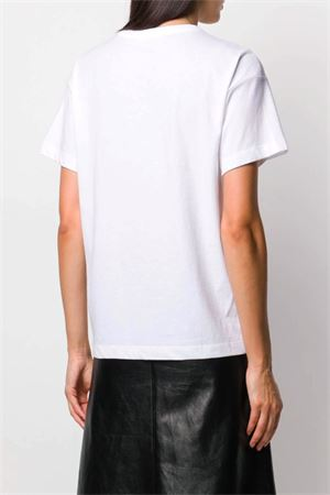 T-shirt with logo T by ALEXANDER WANG | 8 | 4CC1201091100