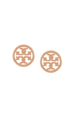 Orecchini logo a bottone TORY BURCH | 48 | 11165518720