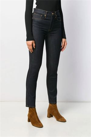 Slim high waist jeans TORY BURCH | 24 | 57754457