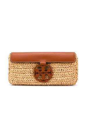 Clutch con logo TORY BURCH | 31 | 61008254