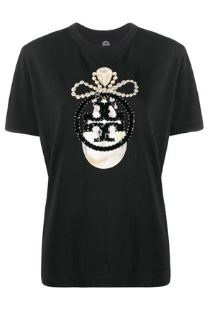 T-shirt with logo TORY BURCH | 8 | 61375427