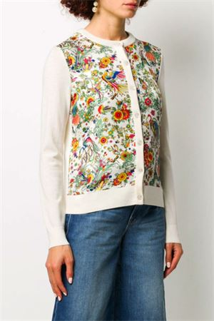 Patterned cardigan TORY BURCH | 39 | 61918120