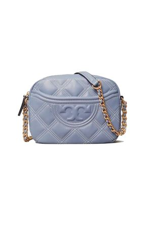 The New Fleming Contrast-Stitch bag TORY BURCH | 31 | 64414452