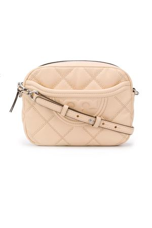 The New Fleming Contrast-Stitch bag TORY BURCH | 31 | 64416122