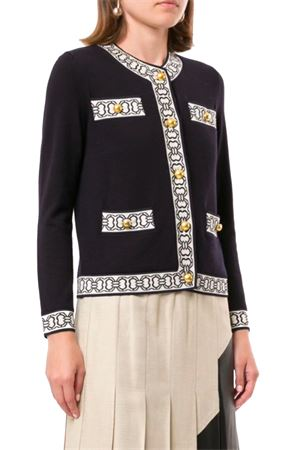Cardigan with pockets TORY BURCH | 39 | 64649459