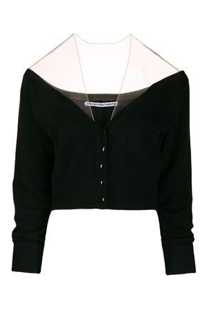 Cardigan with veil ALEXANDER WANG | 39 | 1KC2191128001