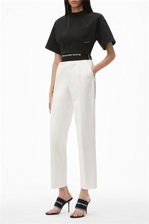 Pantaloni con logo ALEXANDER WANG | 9 | 1WC2214345110