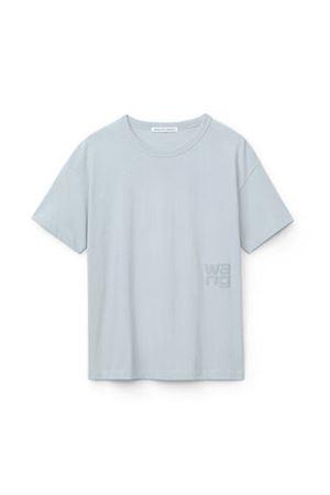 T-shirt con logo ALEXANDER WANG | 8 | 4CC1201152454