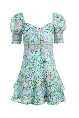 Floral dress ALICE & OLIVIA | 11 | CC104P16506M451