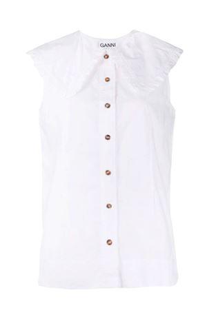 Camicia con colletto GANNI | 6 | F4715151