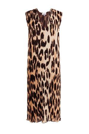 Abito leopardato GANNI | 11 | F5858994