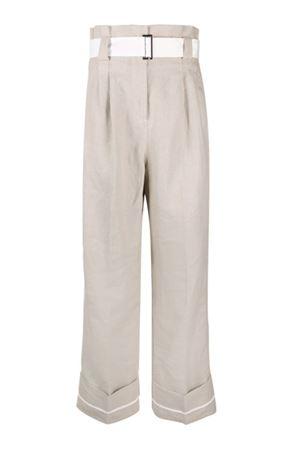 Linen trousers GANNI | 9 | F5887009
