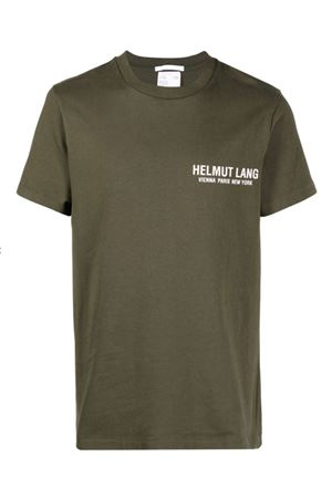 T-shirt con logo HELMUT LANG | 8 | K10DM503ZRN
