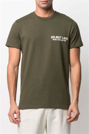 T-shirt with logo HELMUT LANG | 8 | K10DM503ZRN