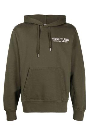 Logo sweatshirt HELMUT LANG | -108764232 | K10DM504ZRN