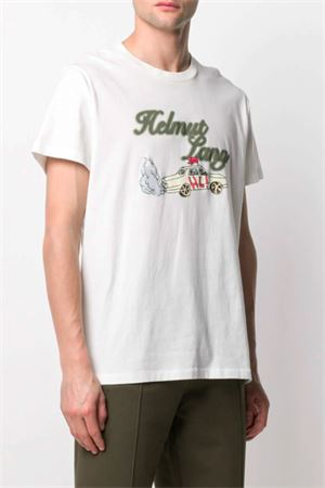 Taxi HL T-shirt HELMUT LANG | 8 | K10DM512ZRM