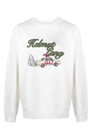 Taxi HL sweatshirt HELMUT LANG | -108764232 | K10DM513ZRM