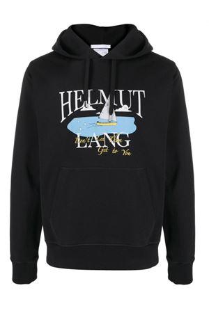 Ocean sweatshirt HELMUT LANG | -108764232 | K10DM516YVM