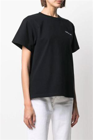 T-shirt con logo HELMUT LANG   8   K10DW505001