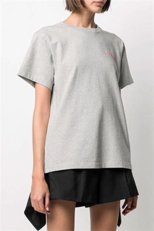 T-shirt con logo HELMUT LANG   8   K10DW505UEH